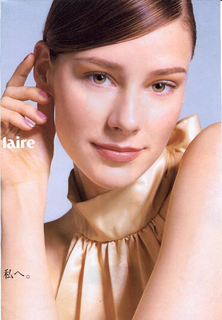 Marie Claire, Japan 2004- Jocette Coote