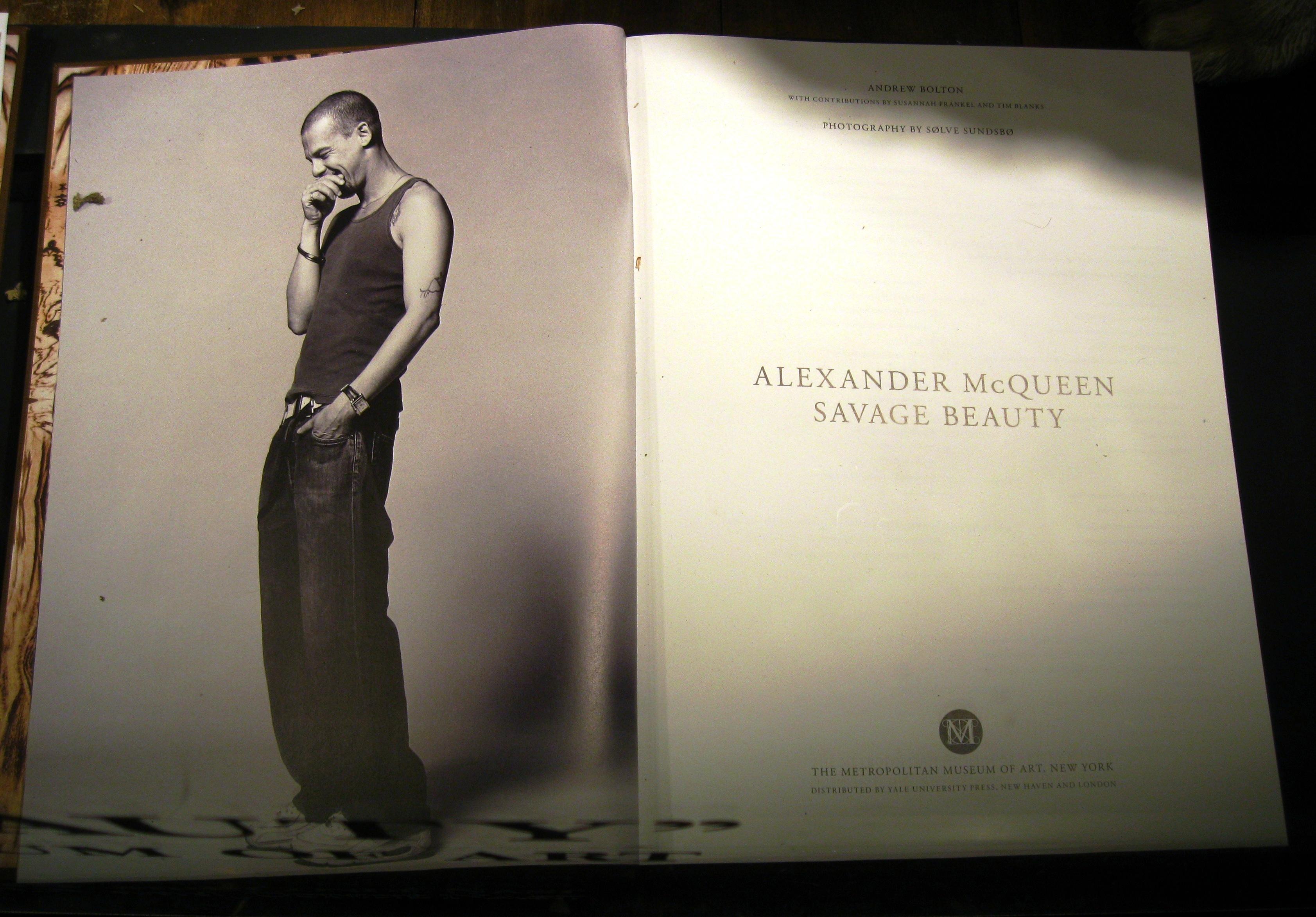 Alexander McQueen Quotes – Model Mum Material