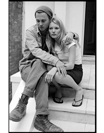 1990s Kate Moss Grunge Look Wwwpicturessocom