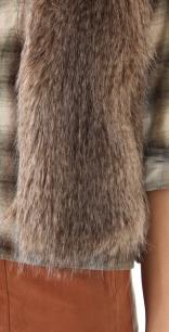club-monaco-brown-matilda-faux-fur-vest-