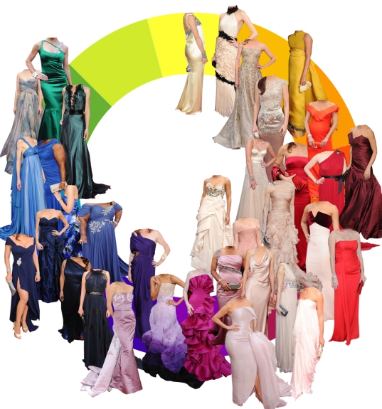 Fashion Colour Wheel