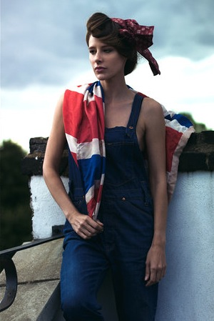 Jocette Coote Union Jack Trend London