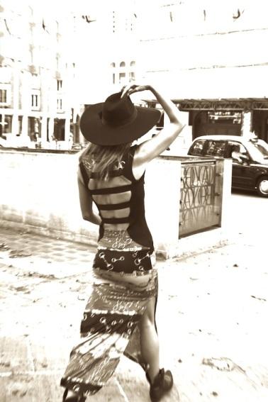 Jocette in Sloane Square