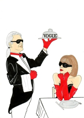 Let Them Eat Vogue