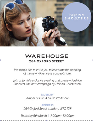 WAREHOUSEFASHIONSHOOTERS