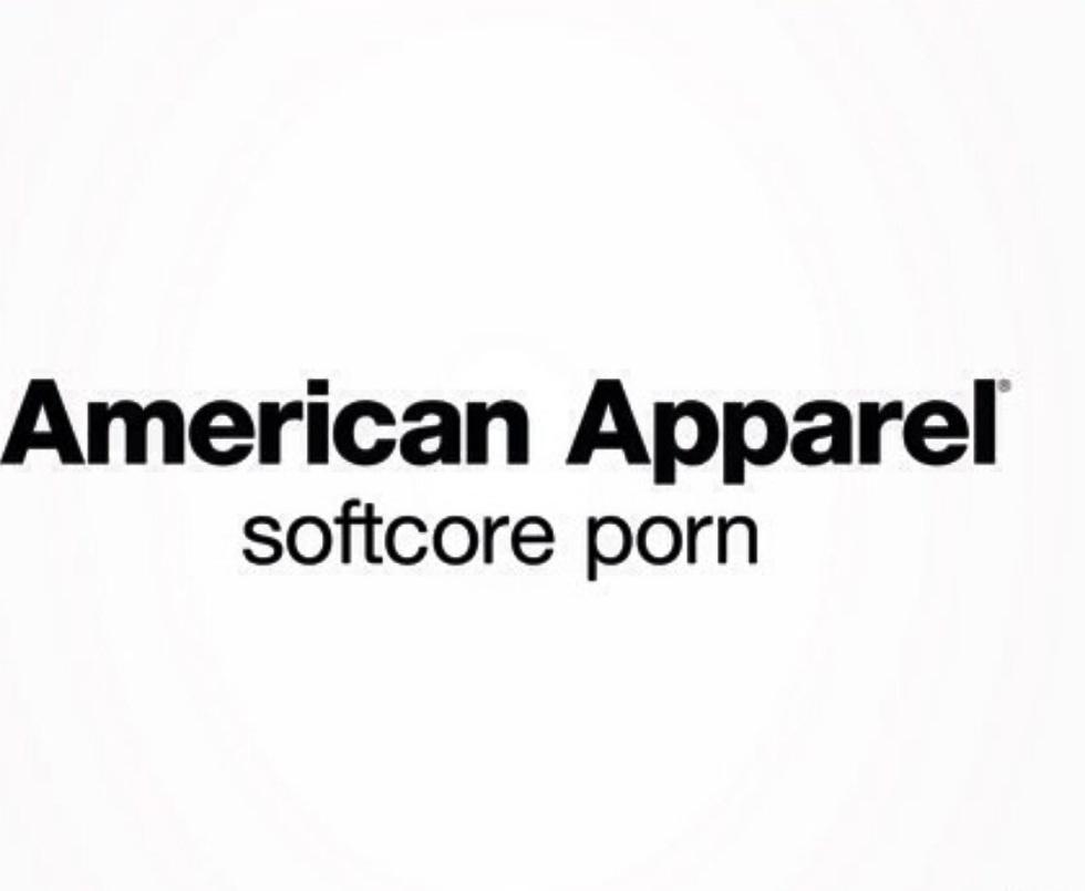 American Apparent Or Porn american apparel softcore porn – model mum material