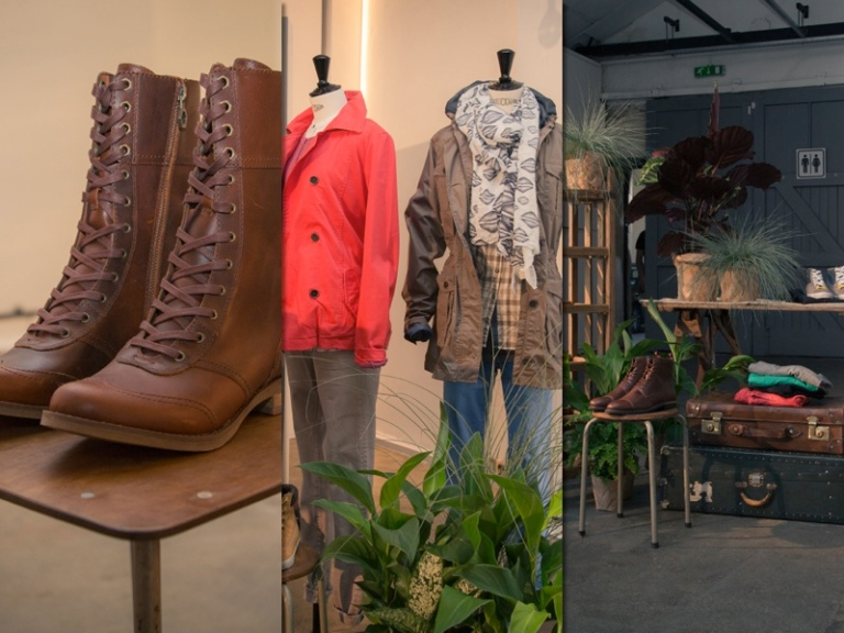 Timberland 'In My Element' event at IPR London