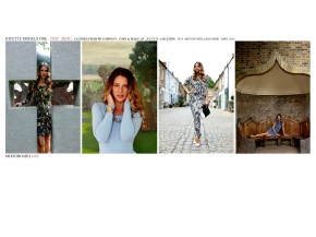 Jocette Does SPRING SUMMER 2014 In Four Amazing Dresses